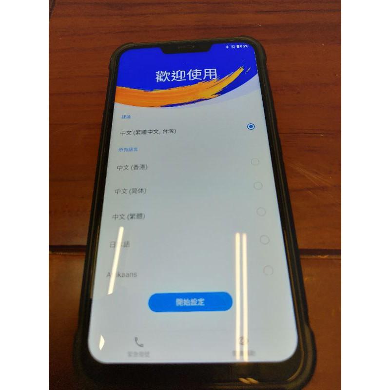 zenfone 5z 6g 64g 深藍色 二手機