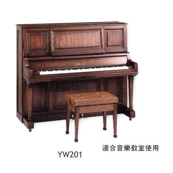 日本YAMAHA中古鋼琴批發倉庫 YAMAHA 直立式鋼琴-YW201