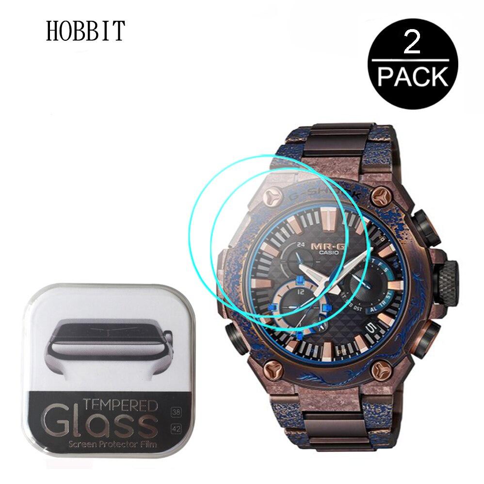 卡西歐 G-SHOCK MRG-B2000SH GWF- 0BRT GBD-H1000 1A4 7A9 屏幕保護膜防刮玻