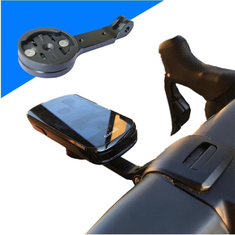 滿$299免運⌒適用崔克 棒槌哥 BMC SLR01 TMR01替換佳明碼表架GOPRO wahoo燈座