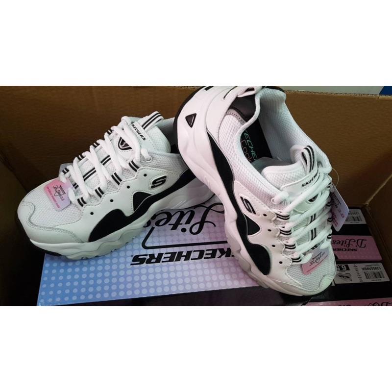 Skechers D'Lites3.0 記憶鞋墊 女鞋 12955WBK