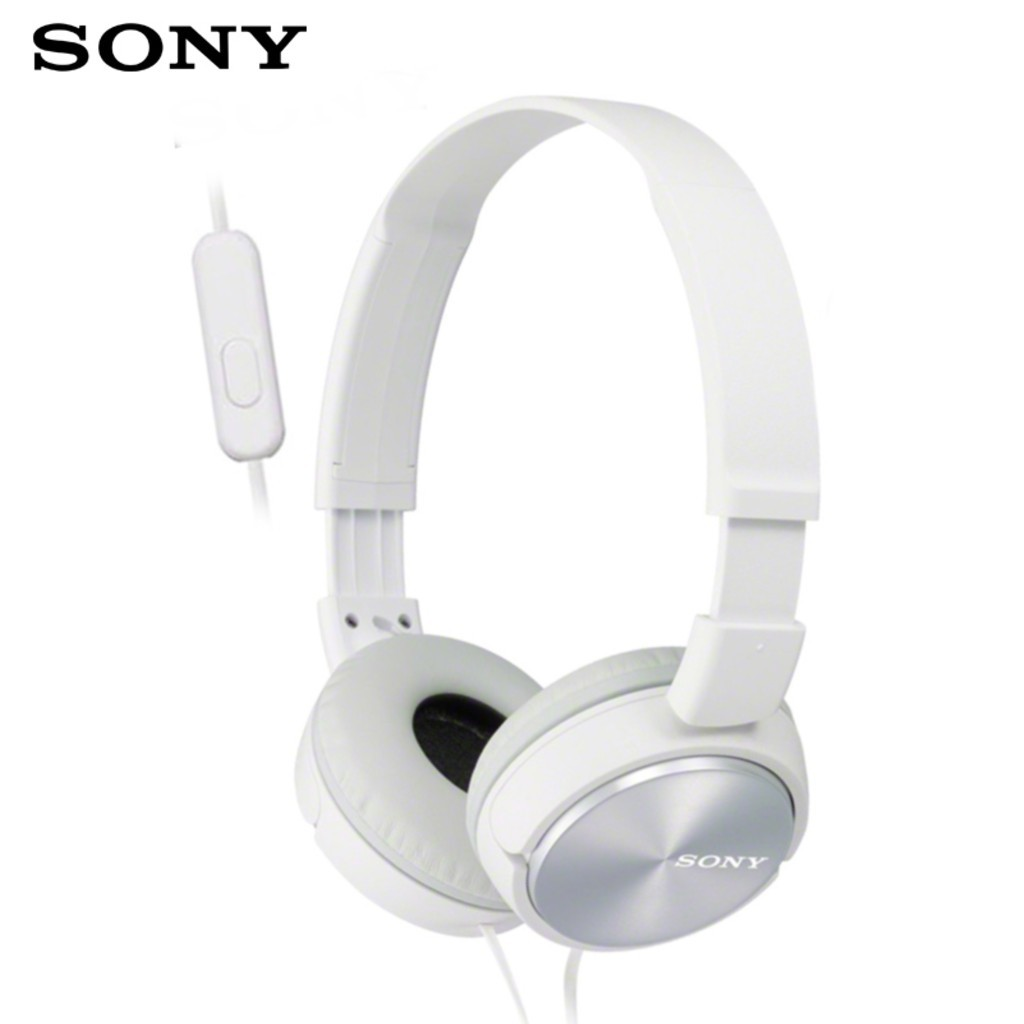 SONY MDR-ZX310AP 耳罩式耳機 線控麥克風 頭戴式 耳罩式 耳機麥克風 折疊式 五色 公司貨廠商直送
