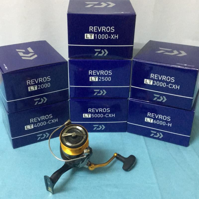 《嘉嘉釣具》Daiwa REVROS LT 1000~6000型  紡車式捲線器
