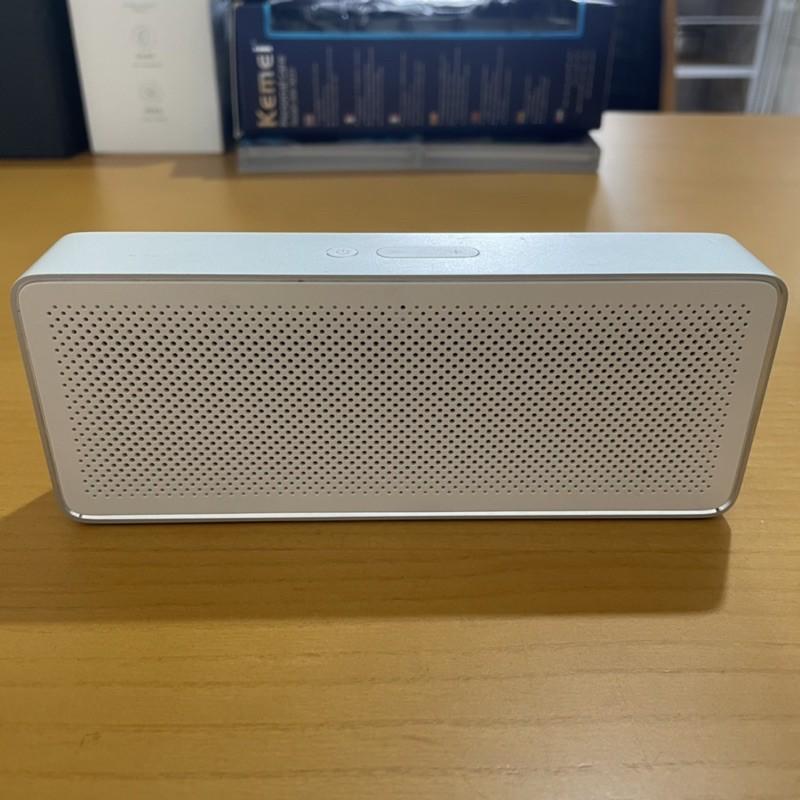 二手‼️小米方盒子藍芽音箱2 藍牙喇叭
