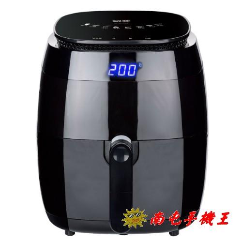 鍋寶 數位觸控健康氣炸鍋4.8L