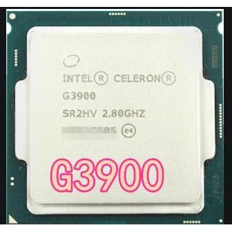 二手良品G3900含風扇(G3930 G4560 G4600 G4620 I3 6100)
