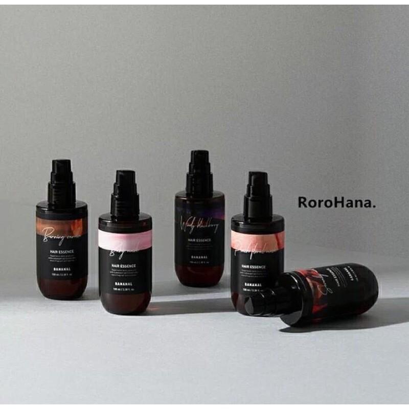 韓國BANANAL香氛護髮精油