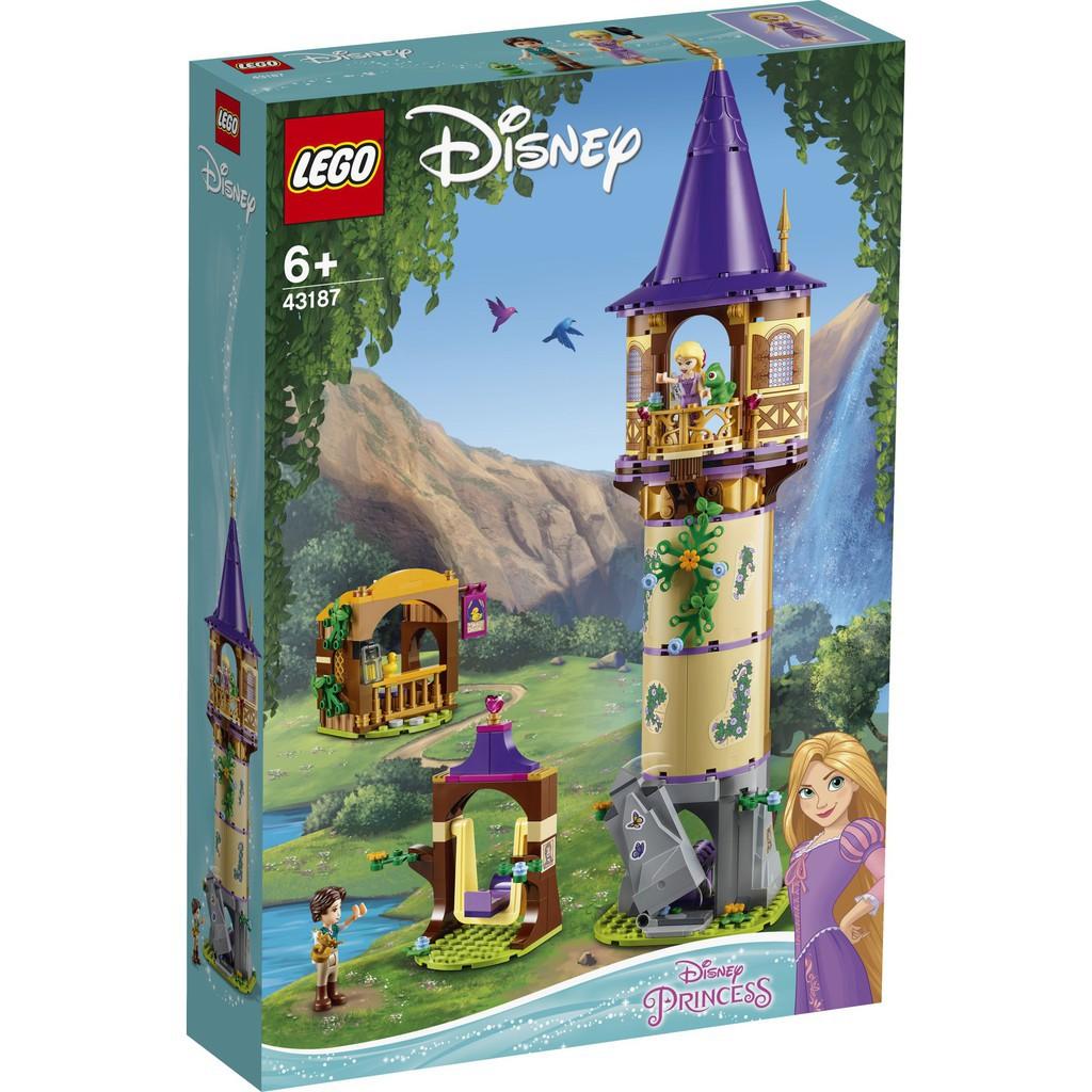 [宅媽科學玩具]樂高LEGO 43187 樂佩公主的高塔