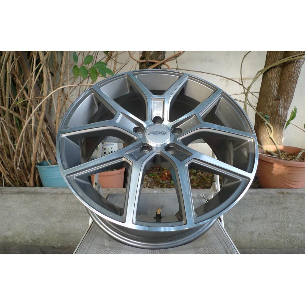 小李輪胎 18吋5孔108中古鋁圈 METROSTA 福特 FOCUS MONDEO KUGA VOLVO Jaguar