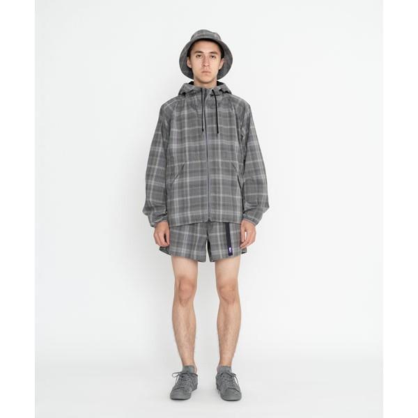 [ HUGE ]中原商圈 THE NORTH FACE 紫標 Madras Field Shorts 休閒短褲 登山短褲