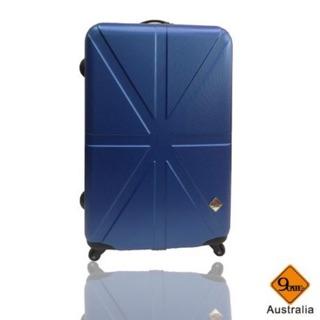 Gate9 米字英倫系列雙層加大28吋輕硬殼旅行箱/ 行李箱 新北市