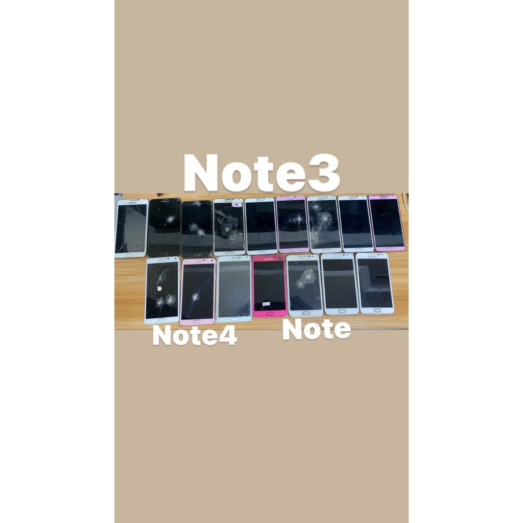 【手機寶藏點】三星Samsung Galaxy Note、Note3、Note4 功能正常 零件機福利機二手機  Z03