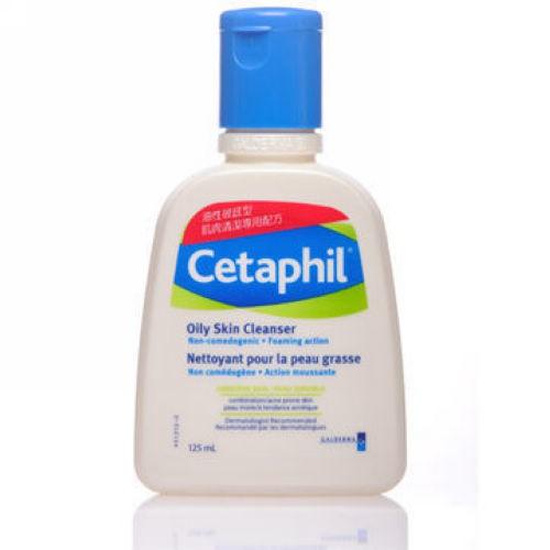 Cetaphil舒特膚 油性肌膚專用溫和潔膚乳 125ml