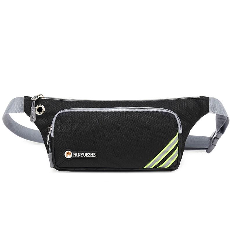 腰包男 運動腰包男跑步手機隱形跑步包女戶外超輕多功能防水大容量手機包