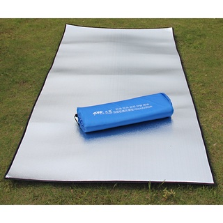 防潮墊 雙層鋁箔防潮墊 野餐墊 地墊 隔熱墊 睡墊 錫箔墊 300*300 鋁膜墊 保暖墊 200*200