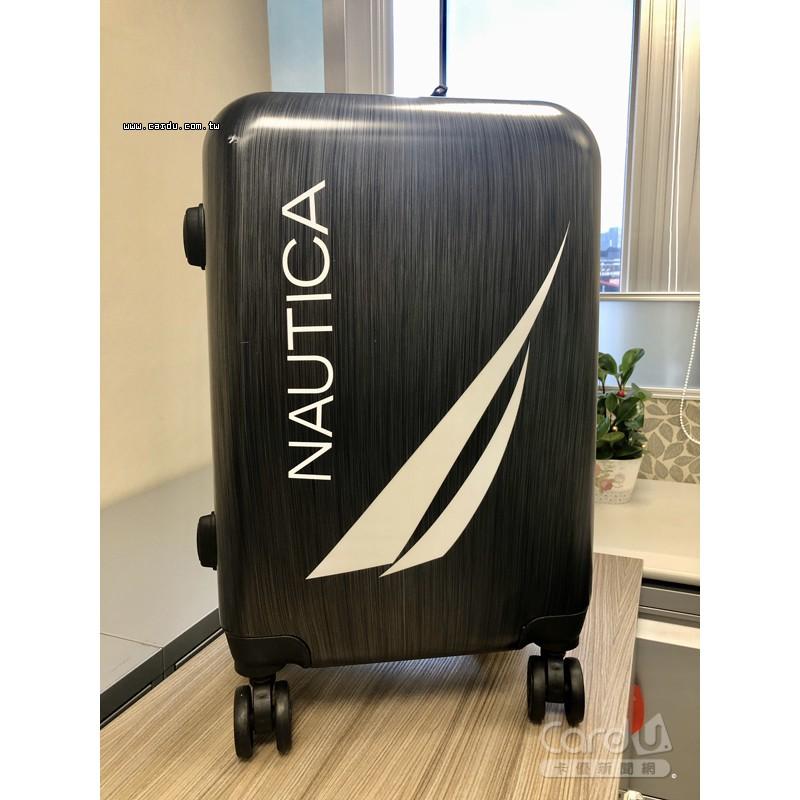 全新 NAUTICA 限定 20吋行李箱 登機箱