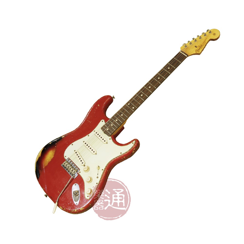 Fender / Am Custom Shop 60 Strat Heavy Relic 2014年 電吉他【樂器通】
