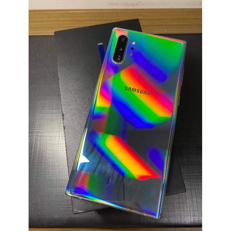 三星 Samsung Galaxy Note10+ 12/256G 星環銀 Note10 Plus