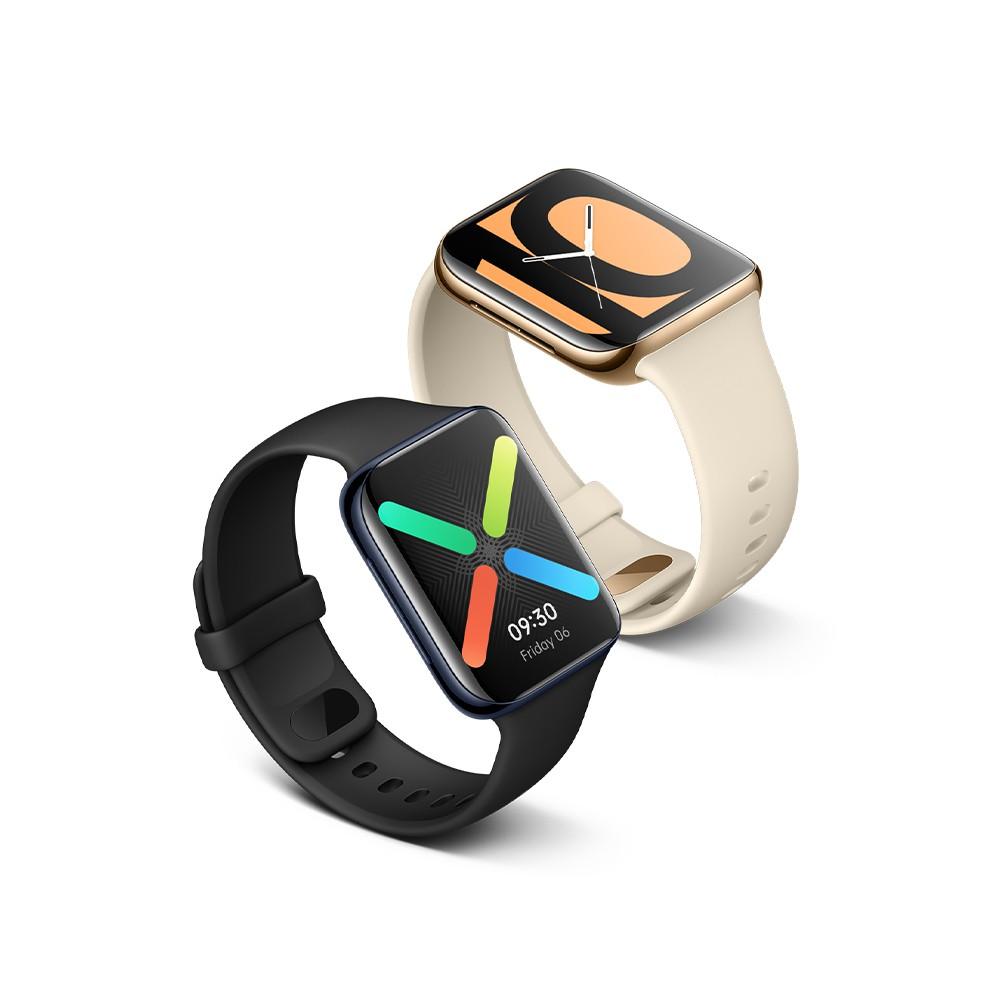 【父親節禮物】現貨 免運 OPPO WATCH 46mm 粉金色 曜黑色  WiFi版 智慧手錶