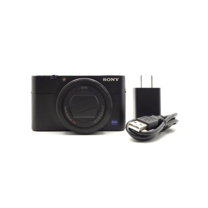 【莫比爾3C】Sony Cyber-shot RX100 V, RX100M5 二手 數位相機 #61454