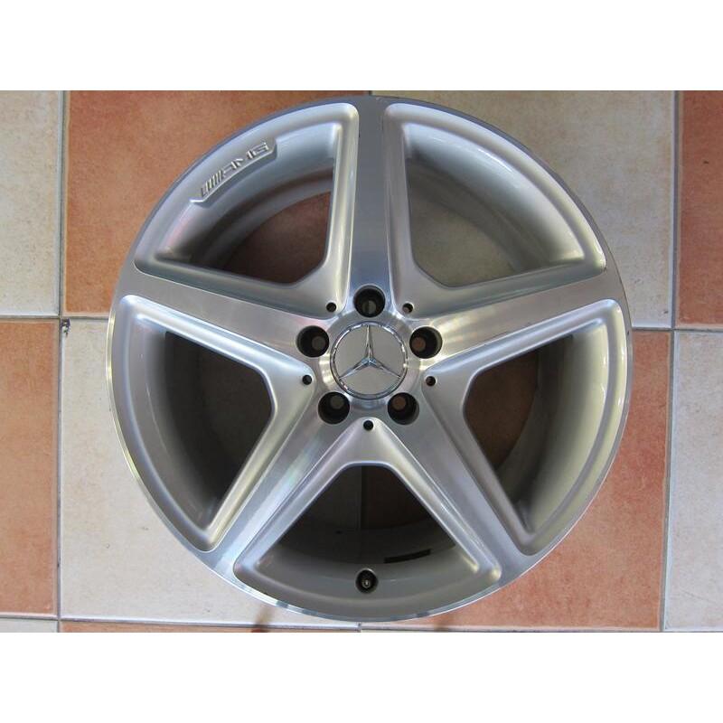 【益和輪胎】全新 18吋賓士BENZ W218 AMG正廠鋁圈 5孔112 適用ML55 W211 W163