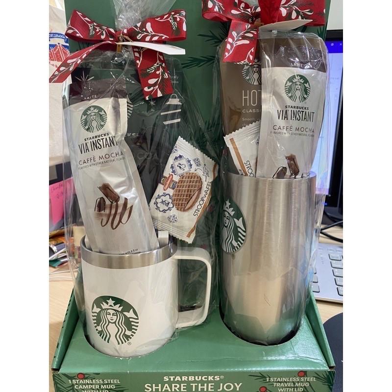美國星巴克 Starbucks 聖誕禮盒拆售