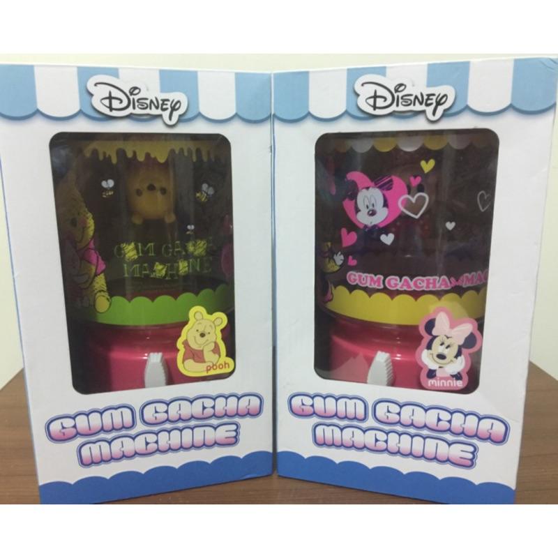 正版 日貨 迪士尼 三眼怪 小熊維尼 米妮 扭蛋機 糖果機 萬聖節 存錢筒 存錢罐 儲蓄