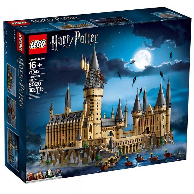 LEGO 樂高 71043 哈利波特 霍格華茲城堡