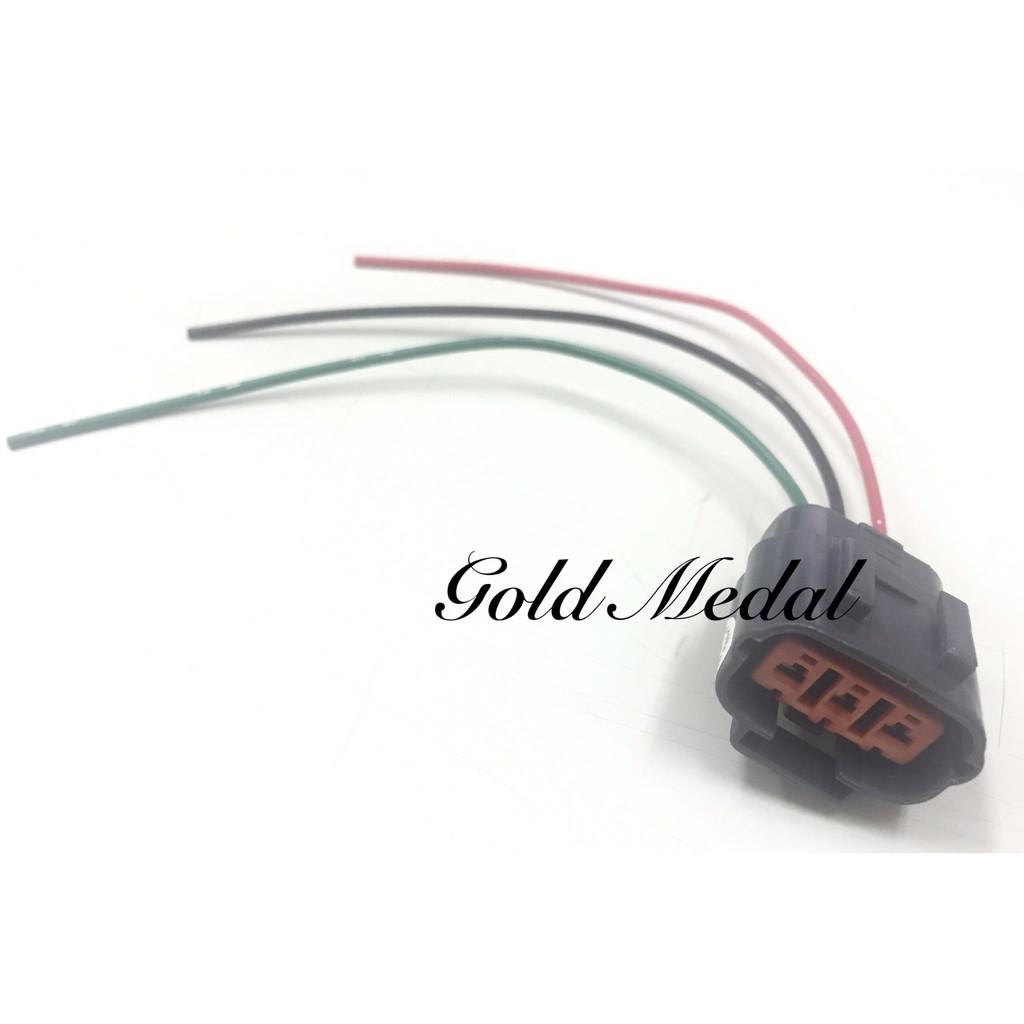 ※貳四貳※FORD 福特 TIERRA PRZ MAV PREMACY (3P) 考耳插頭 電線