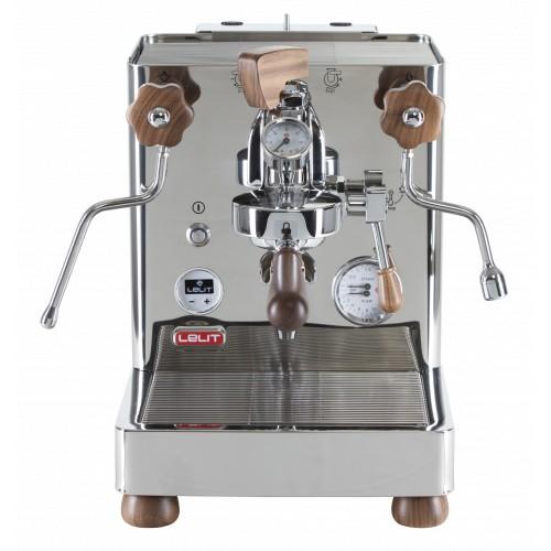 Lelit Bianca PL162T -義大利單孔半自動義式咖啡機 雙鍋爐 可變壓 E61沖煮頭(家用/營業) -良鎂