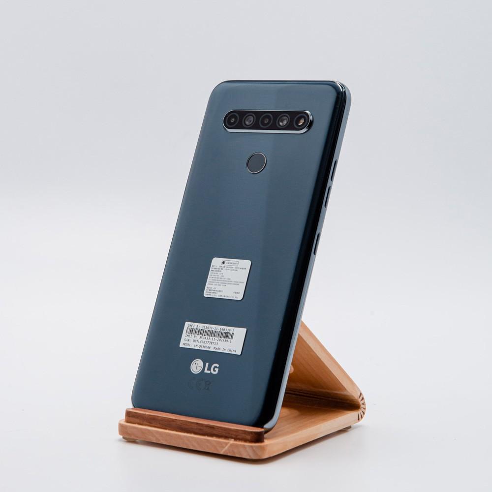 LG K61 LM-Q630EAW 灰 雙卡 手機 全新拆封福利機 自購買日起保固
