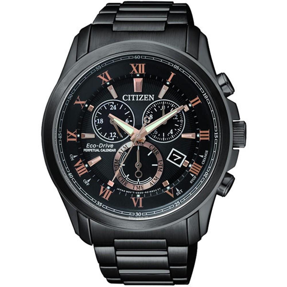 【CITIZEN 星辰錶】 BL5545-50E 光動能時尚男錶 【Watch 132】