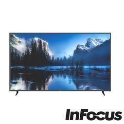 鴻海 Infocus 80吋 4K 智慧 連網 液晶 顯示器 電視 含視訊盒 WT-80CA600