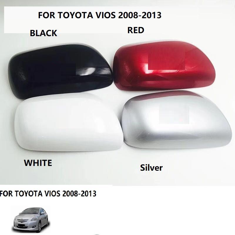 豐田 VIOS NCP93 2008 2009 2010 2011 2012 2013 外後視鏡蓋的汽車後視鏡蓋