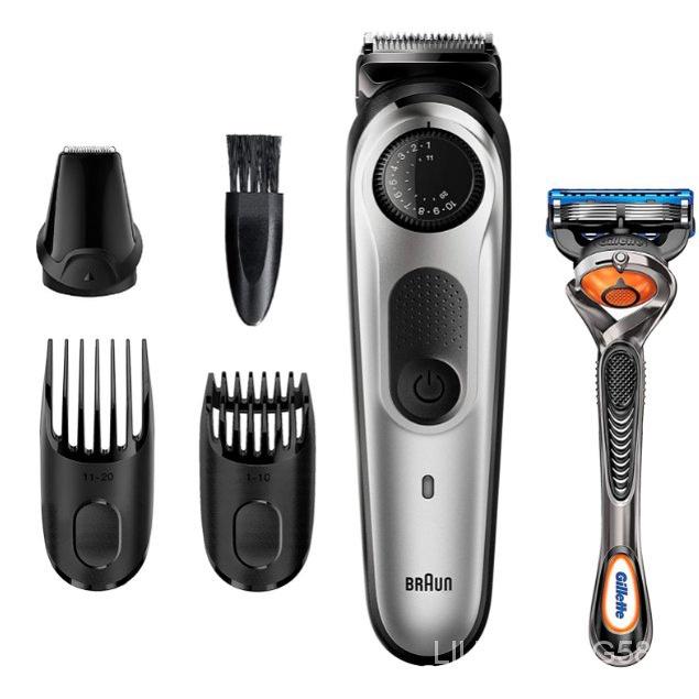 現貨 德國Braun 博朗電動剃鬚刀造型理髮修剪器多功能BT5260 3321MGK