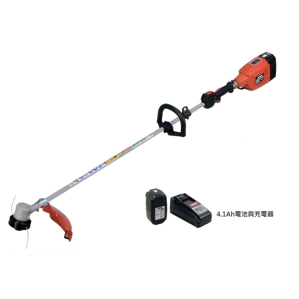 響磊企業社 魔力MORI-電動無刷馬達割草機 電動割草機 型號 EBC-2401 除草機 草坪修整機