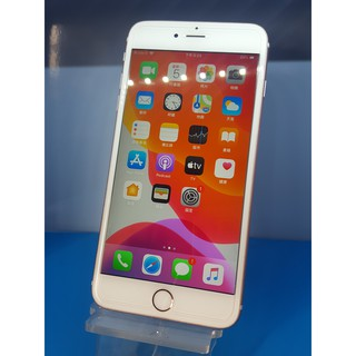 iPhone 6s Plus 玫瑰金 64G APPLE (MB00620) (全新電池)