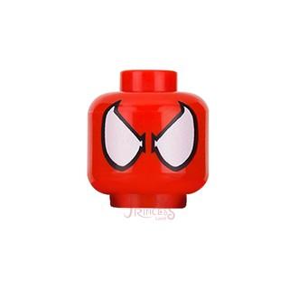 公主樂糕殿 LEGO 樂高 76057 超級英雄 蜘蛛人 蜘蛛女 頭 紅色 3626cpb1634 (A204) 新北市
