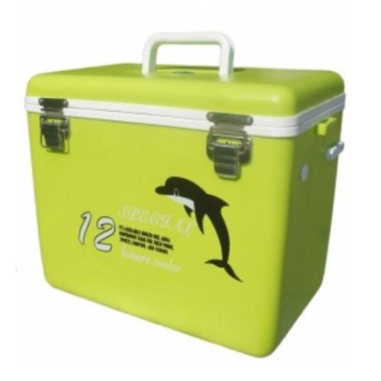 台灣製 冰寶 海豚12公升 12L TH-120+ 釣魚冰箱 活餌桶冰箱 活魚 可掛幫浦打氣 行動冰箱 露營 裝飲料海鮮