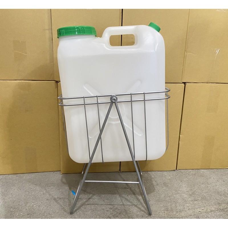 現貨 水桶架 20公升水桶架 水桶架 20公升 省力 鐵架 加粗 台灣製