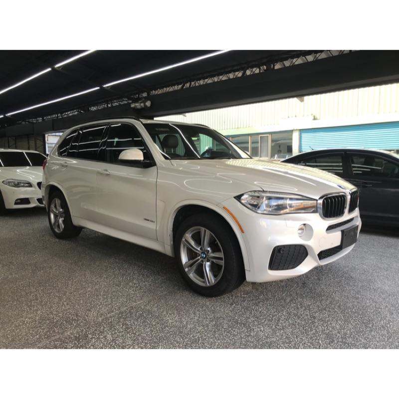 BMW X5 正M版七人座 售158萬