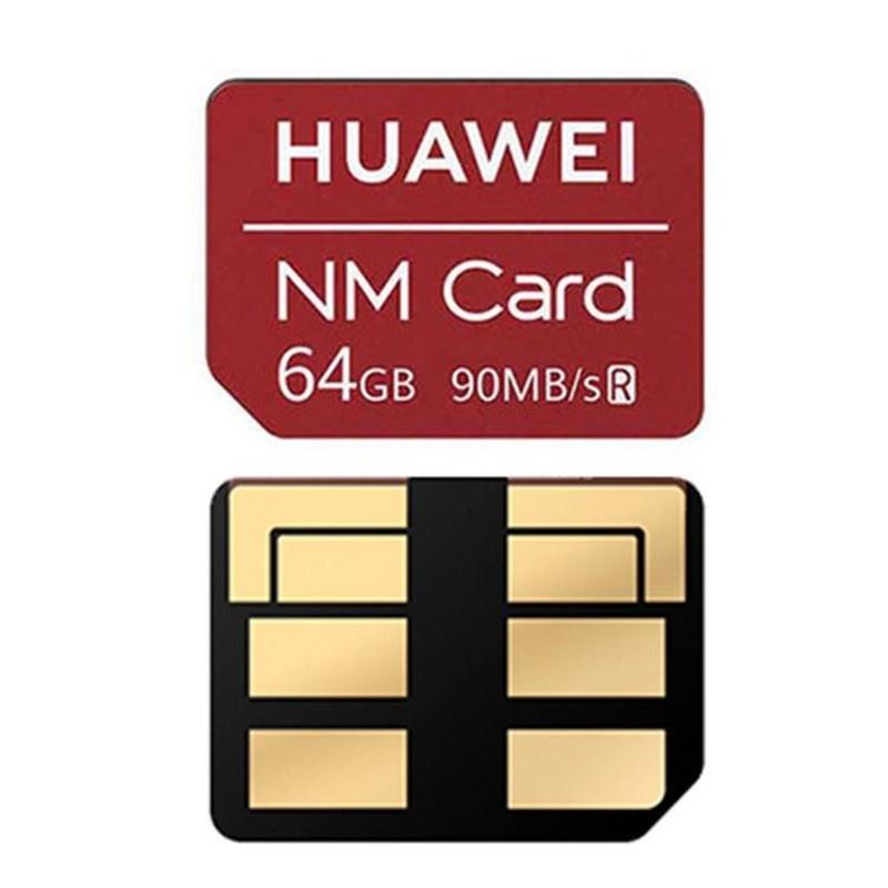 華為 HUAWEI Card NM 記憶卡 128GB/256G mate30pro 專用SD卡 NM 讀卡器 假一賠十