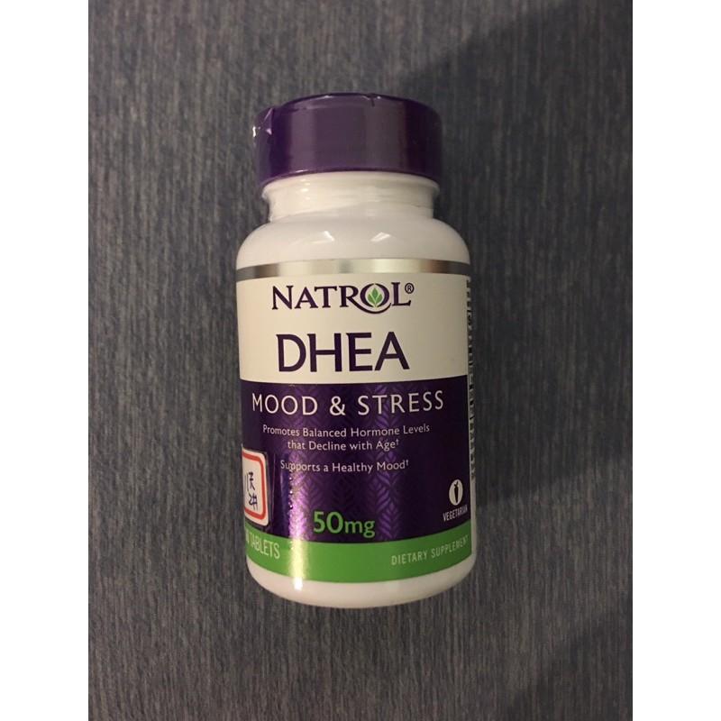 Natrol DHEA 50mg 60顆/瓶