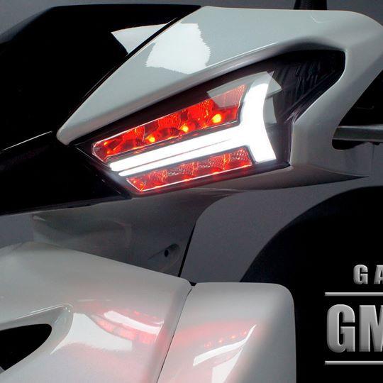 機因改造 GMS 嘉瑪斯 D4 四代戰 日行燈 方向燈 led 導光 燈組 四代勁戰