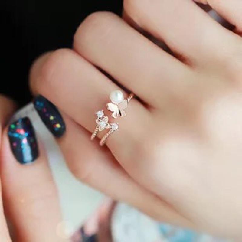 💍微鑲百搭個性戒指(JW150)