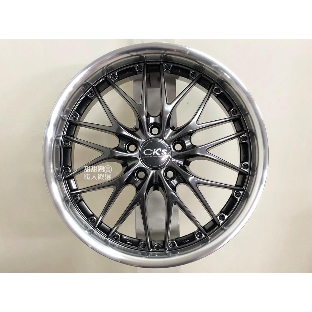 【甜甜圈】MR190 17吋4H108 高亮黑車邊鋁圈吋4H108 高亮黑車邊鋁圈 寶獅汽車適用