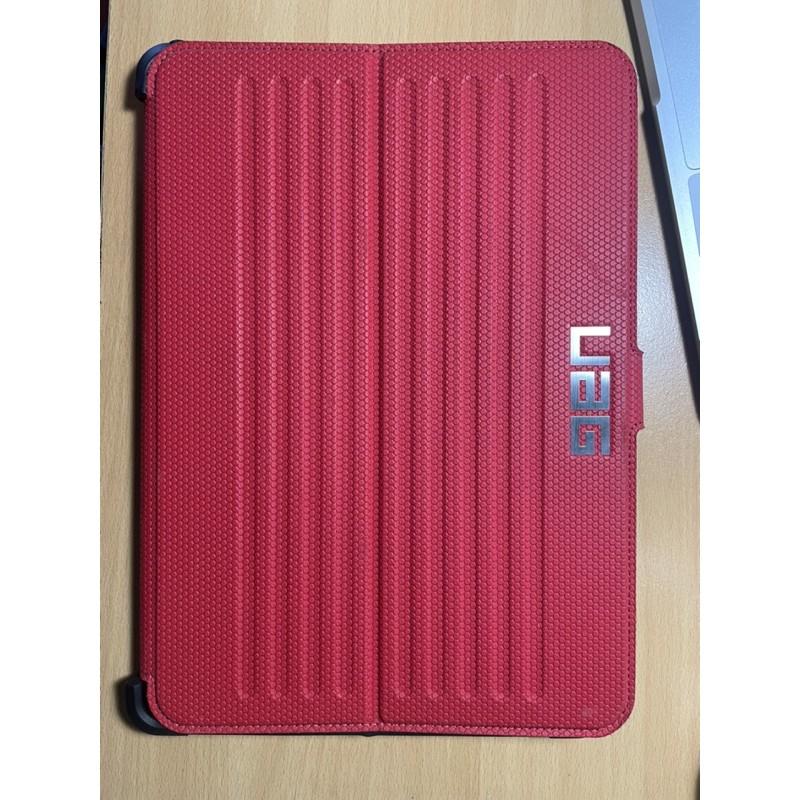 二手 UAG iPad Pro 10.5吋耐衝擊保護殻-紅