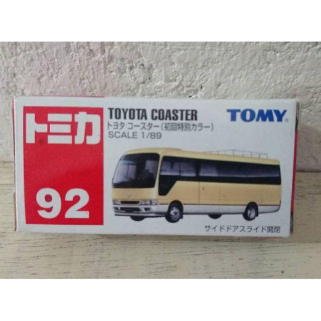 Tomica多美小汽車(舊藍標)No.92