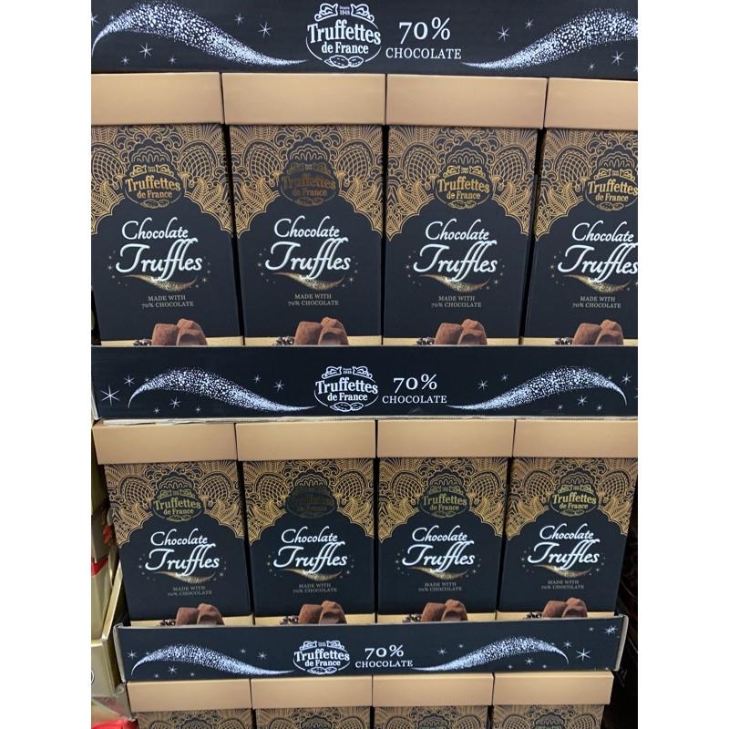 【💪好市多限定!】法國 Truffettes De France 松露 巧克力禮盒 1公斤 好市多 熱賣 送禮大方