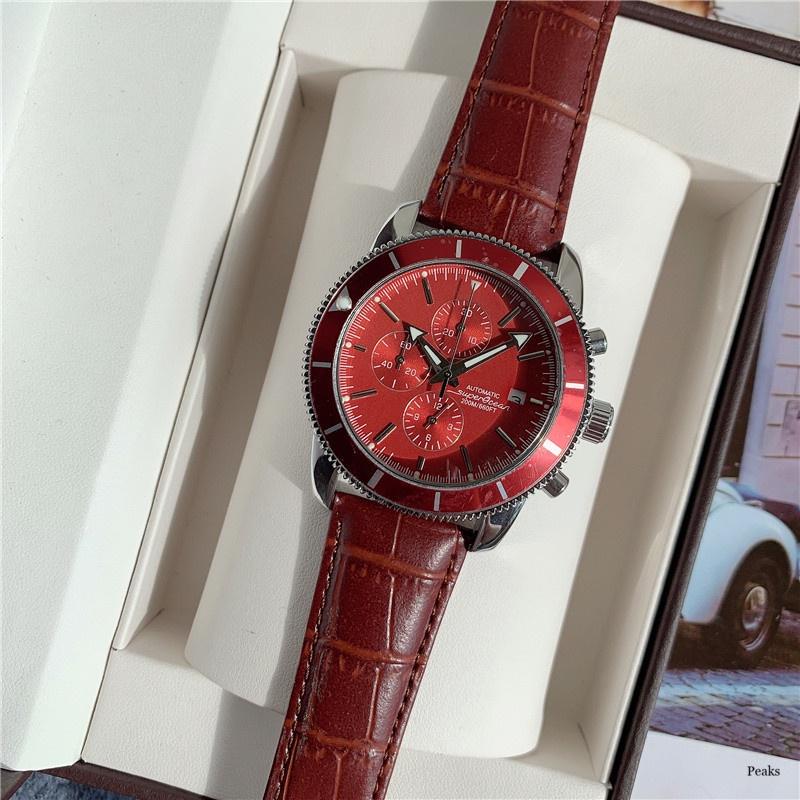 現貨 專櫃品質 手錶 Breitling百年靈手錶 男生手錶 瑞士錶 機械錶 石英錶 皮帶手錶 鋼帶手錶 流行錶 商務錶